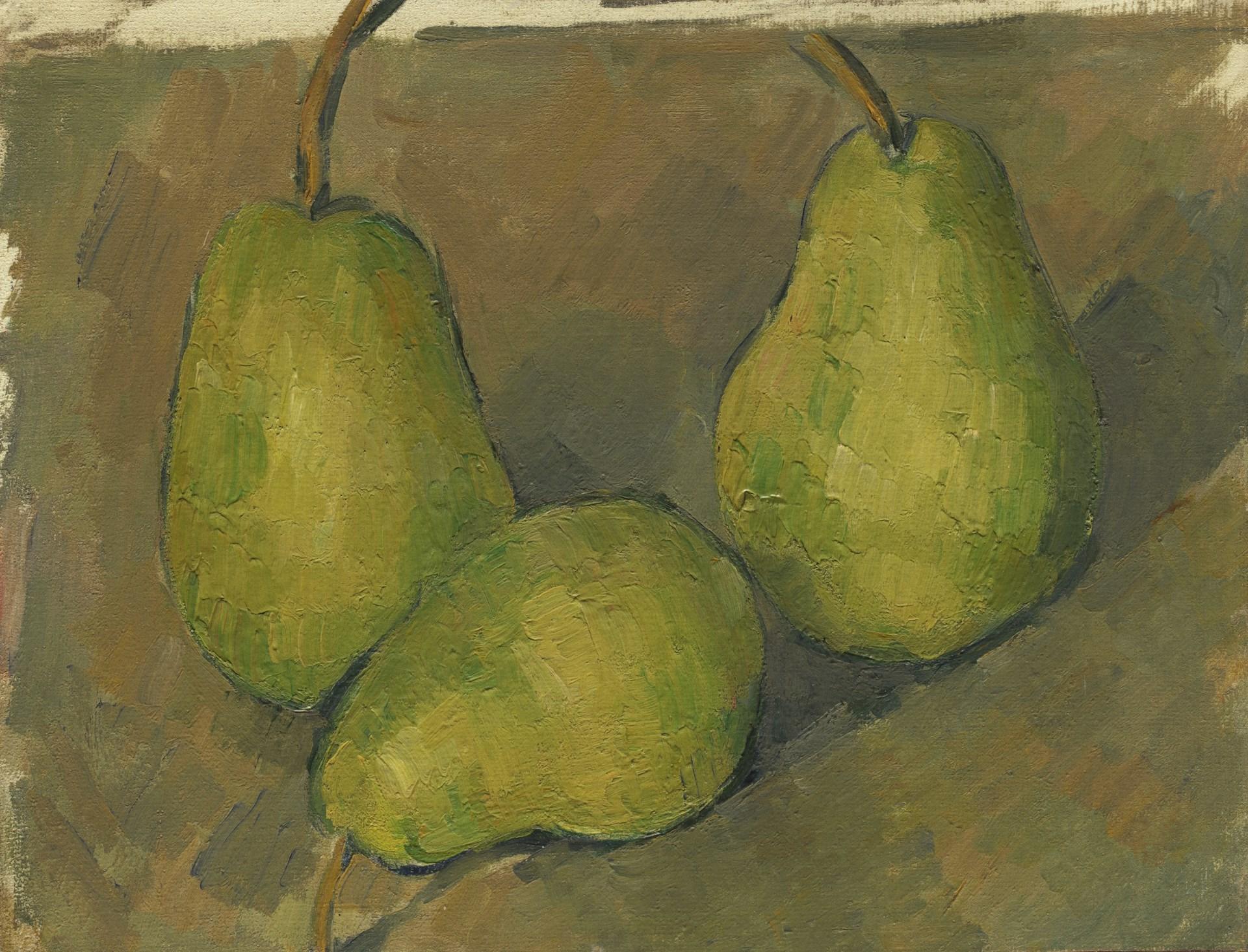 Three Pears, 1878/1879