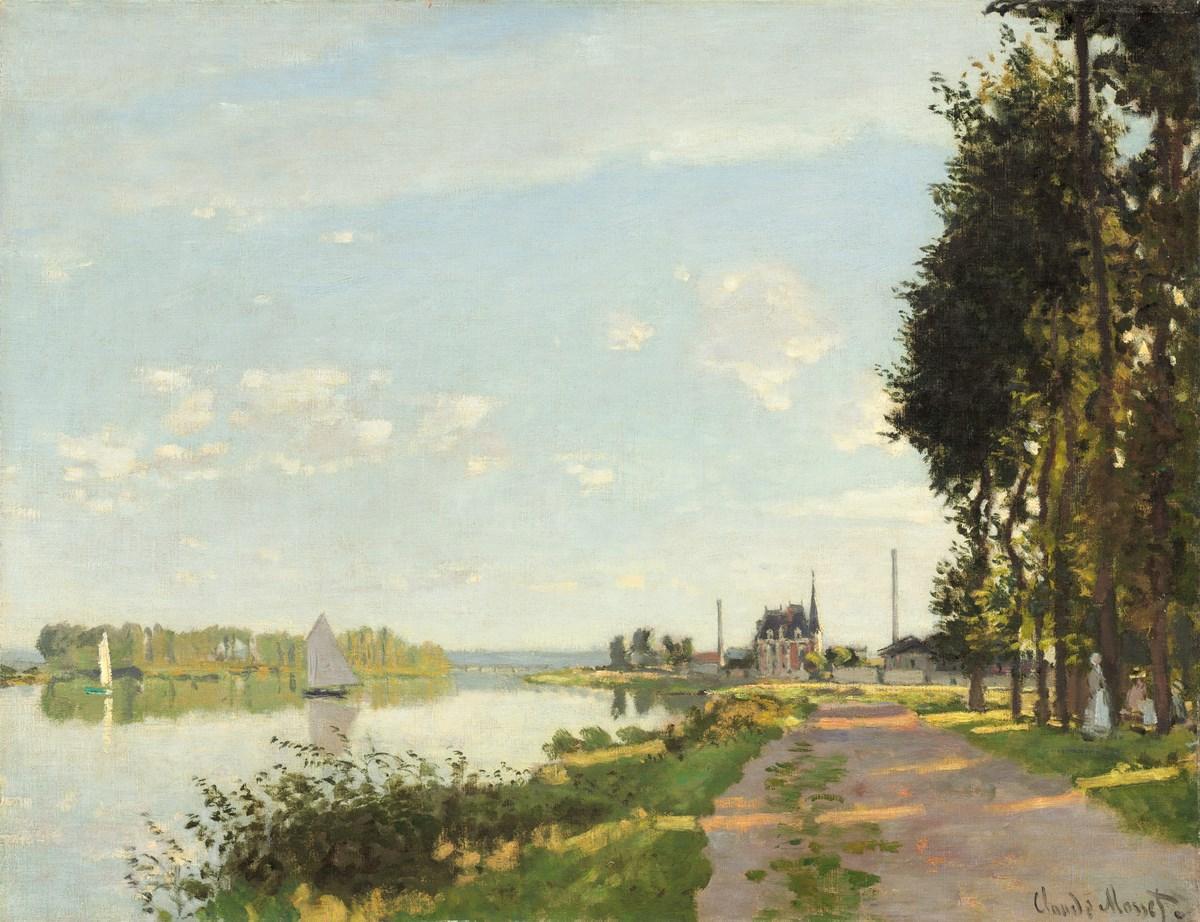 Argenteuil, c. 1872